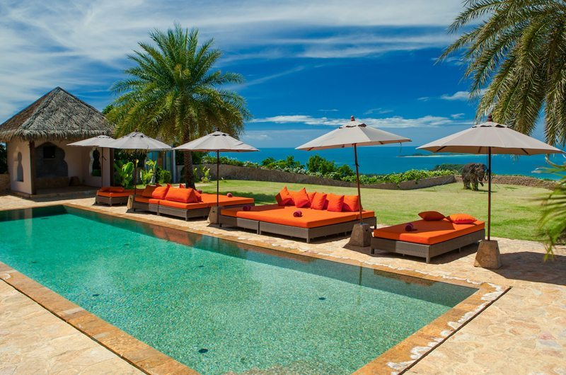 Villa Katrani Swimming Pool | Koh Samui, Thailand