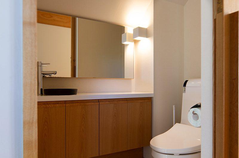 Akari Bathroom | Hirafu, Niseko