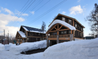 Mangetsu Lodge Building Area | Hirafu, Niseko