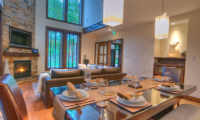 Shika Dining and Living Area | Hirafu, Niseko