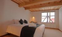 Shirayuki Lodge Bedroom with Study Table | Hirafu, Niseko