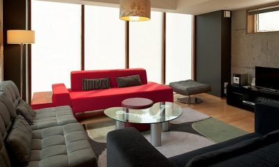 Yuki Uchi Living Area | Hirafu, Niseko