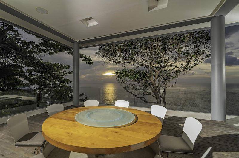 Villa Amanzi Sunken Lounge | Kamala, Phuket