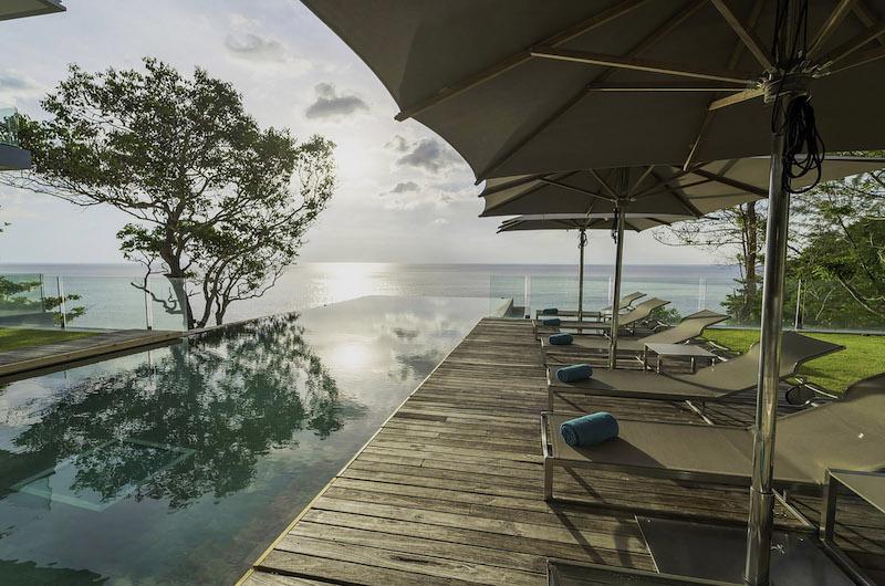 Villa Amanzi Sun Decks Area | Kamala, Phuket