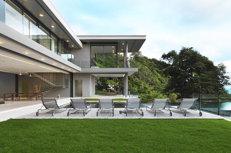 Villa Amanzi Garden Area | Kamala, Phuket