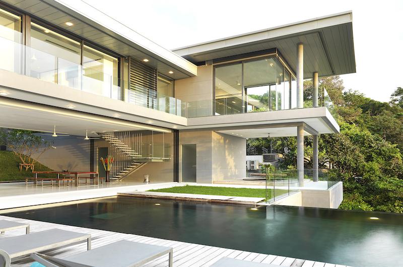 Villa Amanzi Pool Area | Kamala, Phuket