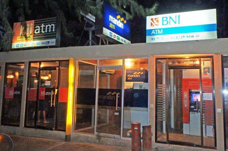 ATM Gili Islands