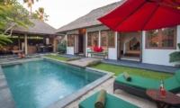 Imani Villas Villa Ariana Sun Deck | Umalas, Bali