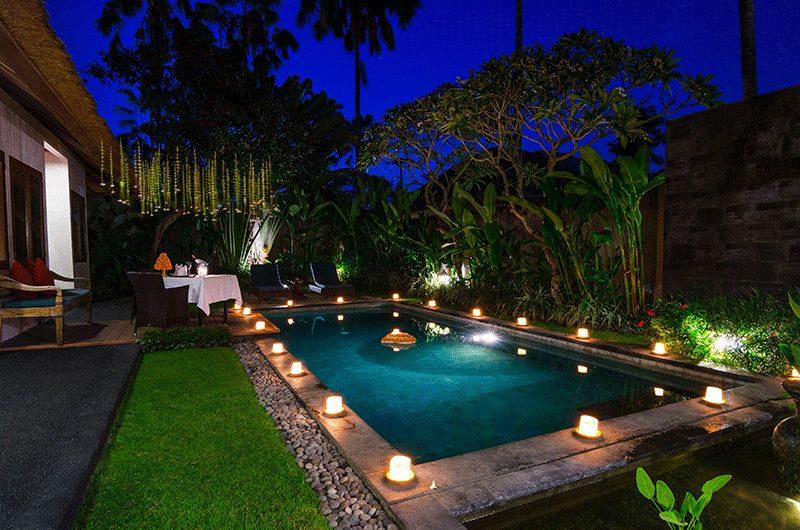 Imani Villas Ariana Night View | Umalas, Bali