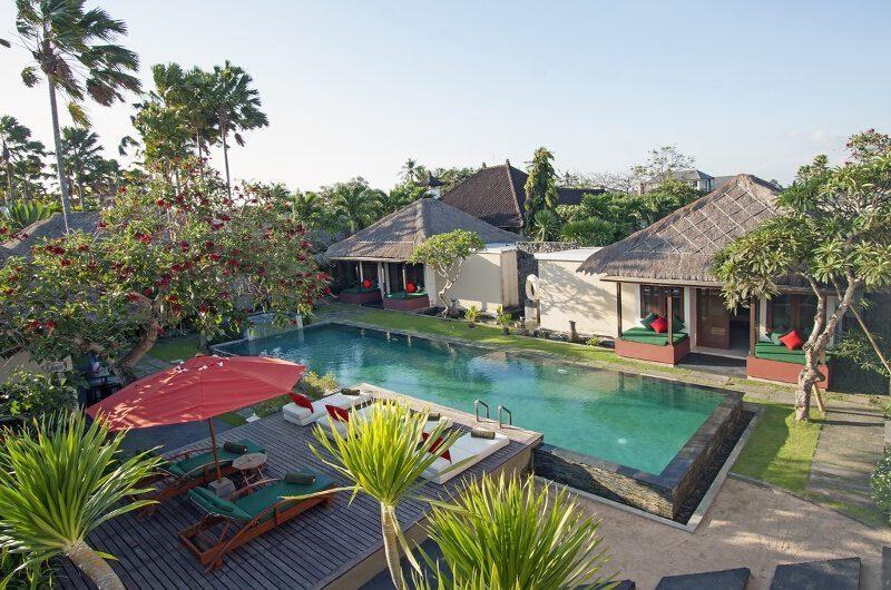 Imani Villas Villa Mahesa Garden And Pool | Umalas, Bali