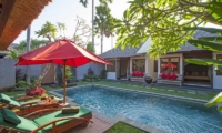 Imani Villas Villa Malika Swimming Pool | Umalas, Bali