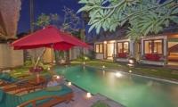 Imani Villas Villa Malika Pool Side   Umalas, Bali
