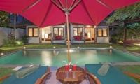 Imani Villas Villa Malika Sun Deck   Umalas, Bali