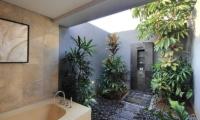 Jabumani Villa Villa Tomak Outdoor Bathroom   Canggu, Bali