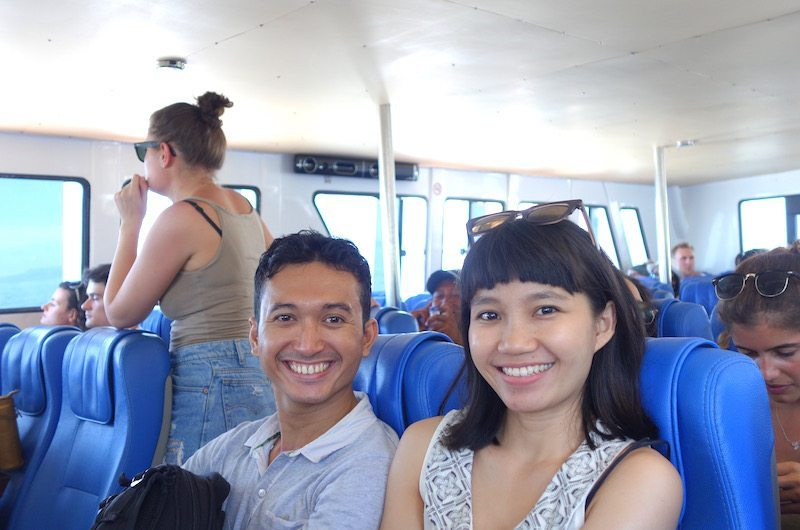 Bali Ferry to Gili Islands