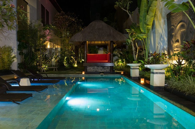 Villa Alin Swimming Pool | Seminyak, Bali