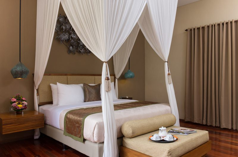 Villa Alin Master Bedroom | Seminyak, Bali