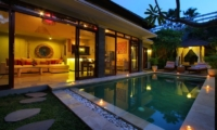 Villa Ashna Outdoor View   Seminyak, Bali