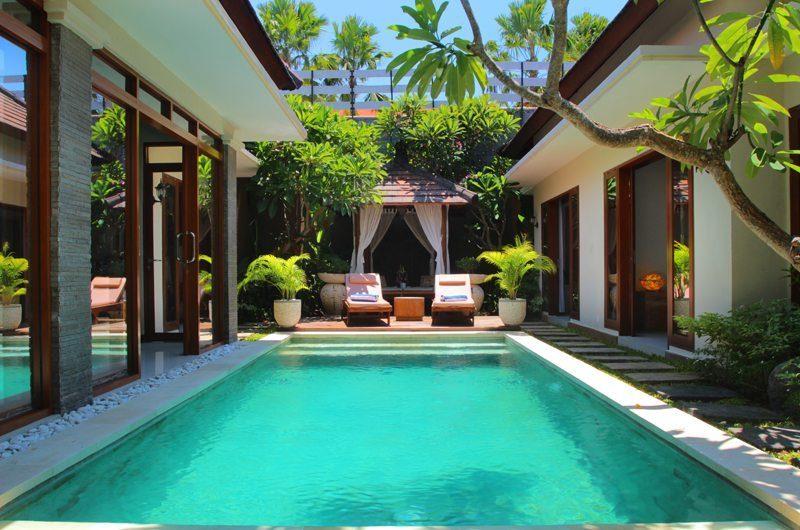 Villa Ashna Swimming Pool   Seminyak, Bali