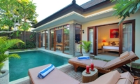 Villa Ashna Sun Beds   Seminyak, Bali