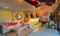 Villa Ashna Living And Dining Room   Seminyak, Bali