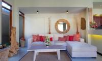 Villa Ashna Living Area | Seminyak, Bali