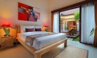 Villa Ashna Bedroom One   Seminyak, Bali