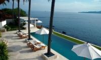 Villa Blanca Ocean View | Candidasa, Bali