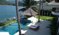 Villa Blanca Sea View | Candidasa, Bali