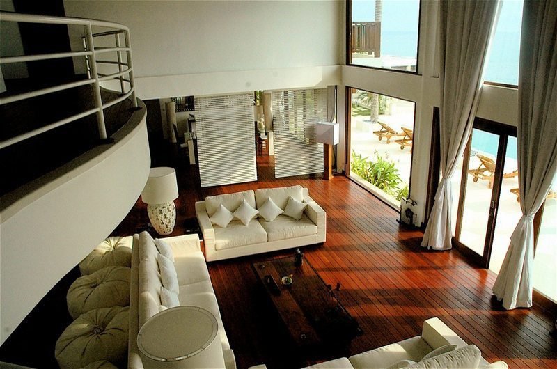 Villa Blanca Living Pavilion | Candidasa, Bali