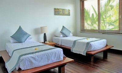 Villa Blanca Twin Bedroom | Candidasa, Bali