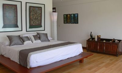 Villa Blanca Bedroom | Candidasa, Bali