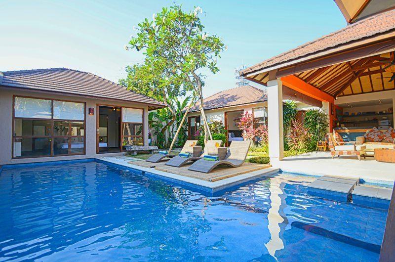 Villa Chez Ami Pool View   Legian, Bali