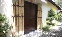 Villa Chez Ami Entrance   Legian, Bali