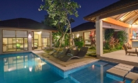 Villa Chez Ami Pool Side   Legian, Bali