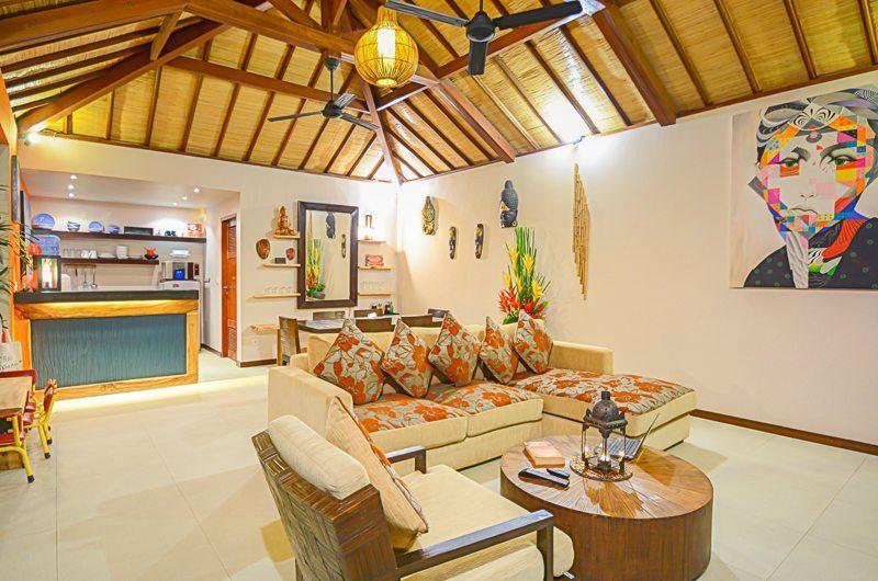Villa Chez Ami Living Room   Legian, Bali
