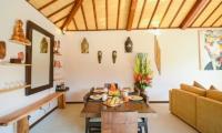 Villa Chez Ami Dining Area   Legian, Bali