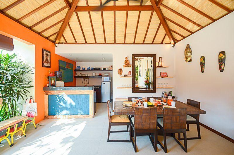 Villa Chez Ami Dining Room   Legian, Bali