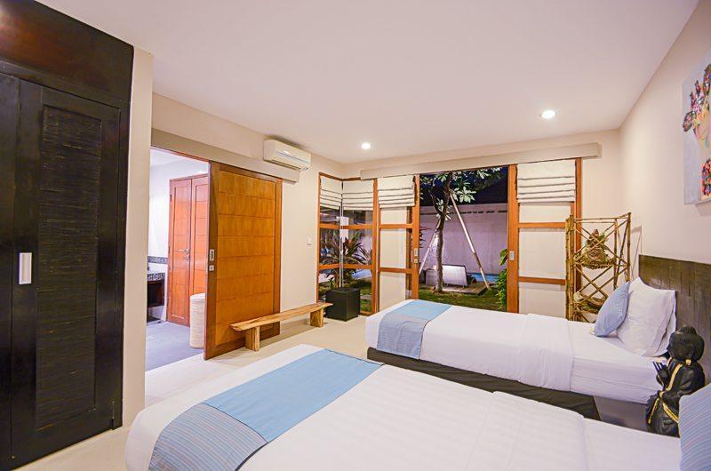 Villa Chez Ami Twin Bedroom   Legian, Bali