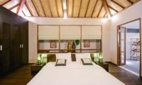 Villa Chez Ami Bedroom   Legian, Bali