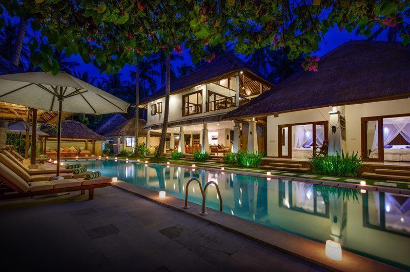 Villa Gils Sun Deck | Candidasa, Bali