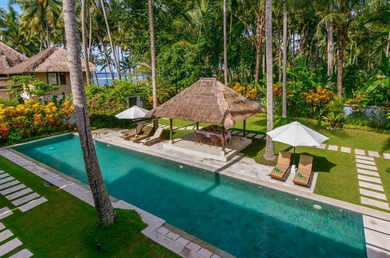 Villa Gils Swimming Pool | Candidasa, Bali