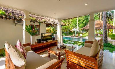Villa Gils Lounge | Candidasa, Bali