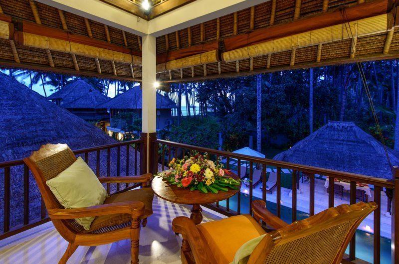 Villa Gils Balcony | Candidasa, Bali