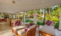 Villa Gils Open Plan Living Area | Candidasa, Bali