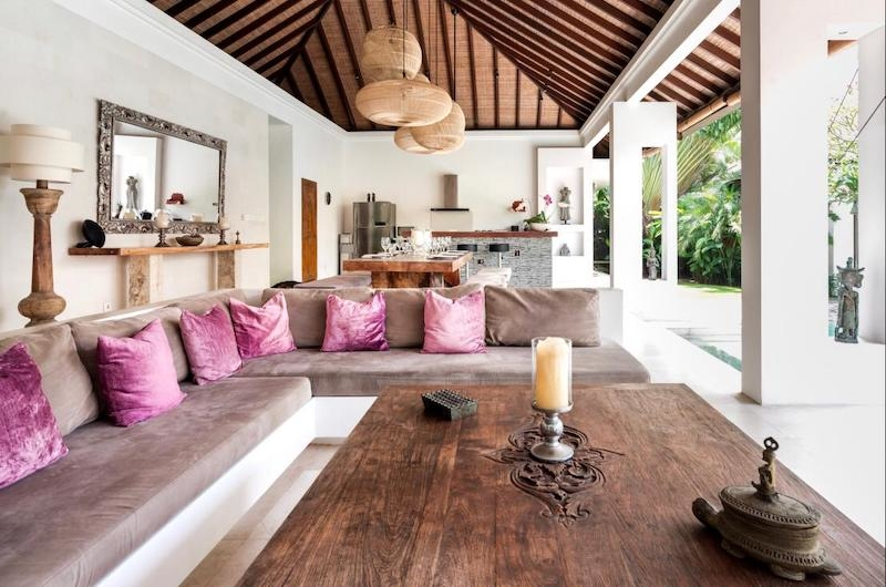 Villa Tempat Damai Seating Area | Canggu, Bali