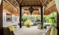 Villa Tempat Damai Lounge Area | Canggu, Bali