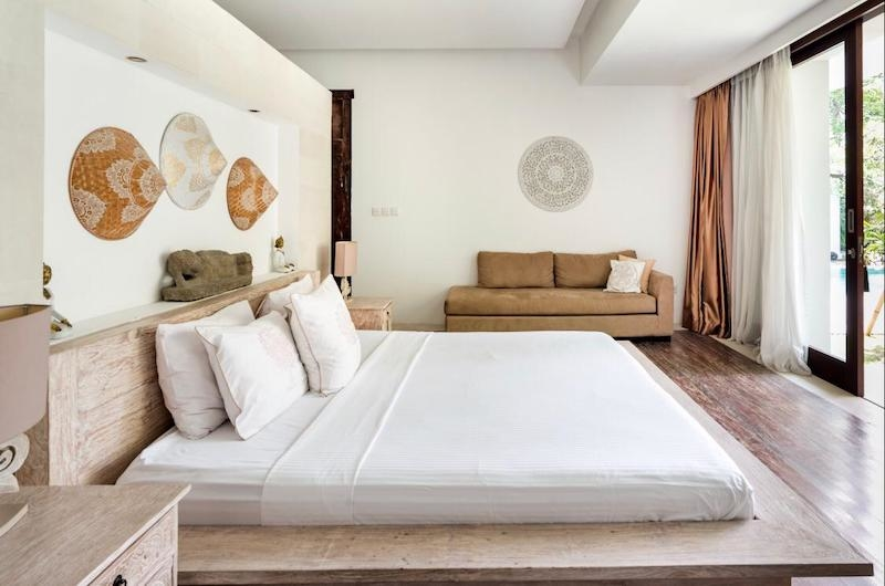 Villa Tempat Damai Spacious Bedroom | Canggu, Bali