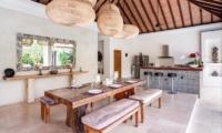 Villa Tempat Damai Dining Table | Canggu, Bali