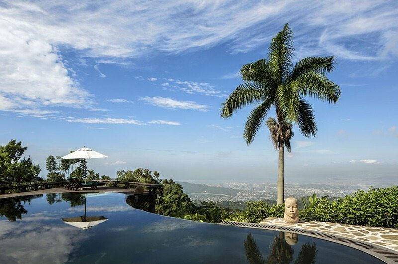 Strawberry Hill Infinity Pool | Jamaica
